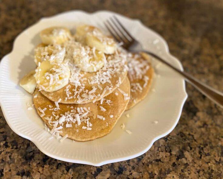 Easy Flour-Free Pancakes