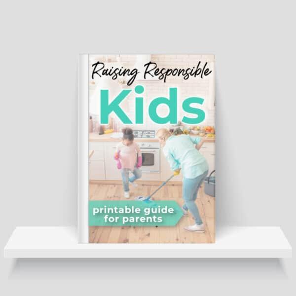 responsible kids ebook