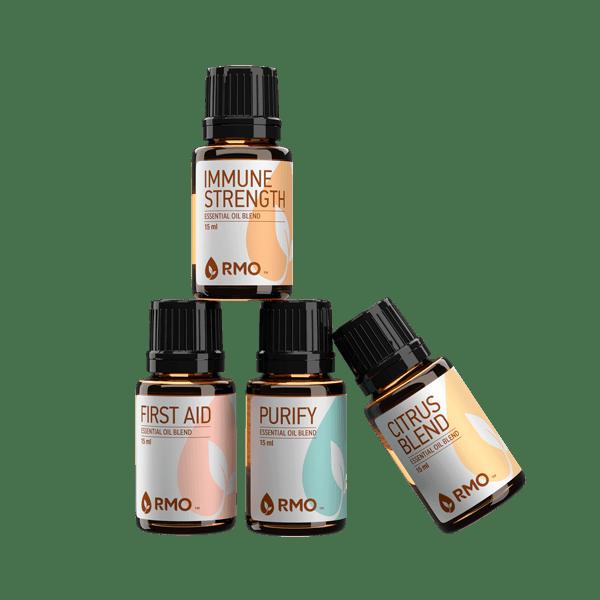Rocky Mountain Oils- beginner oils