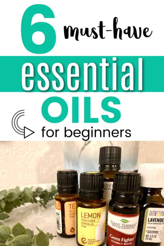 Collection of best essential oils