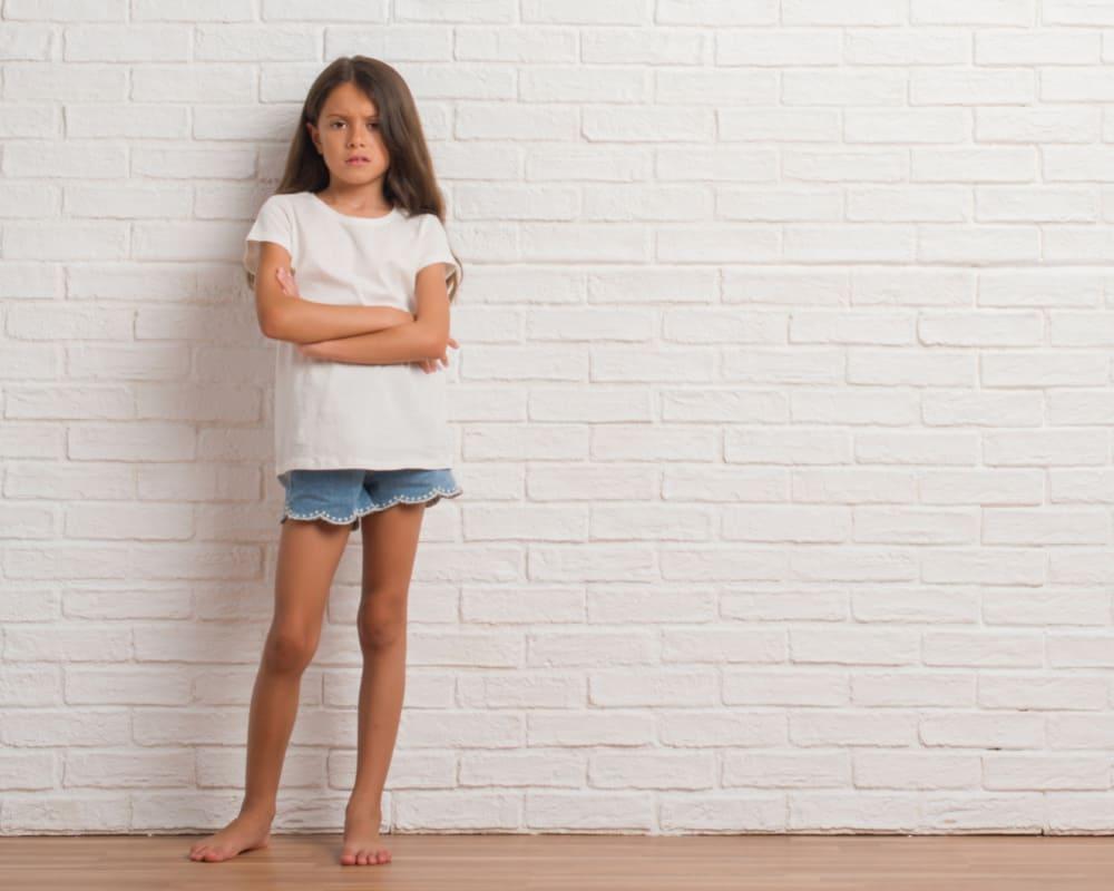 sassy behavior and back talk