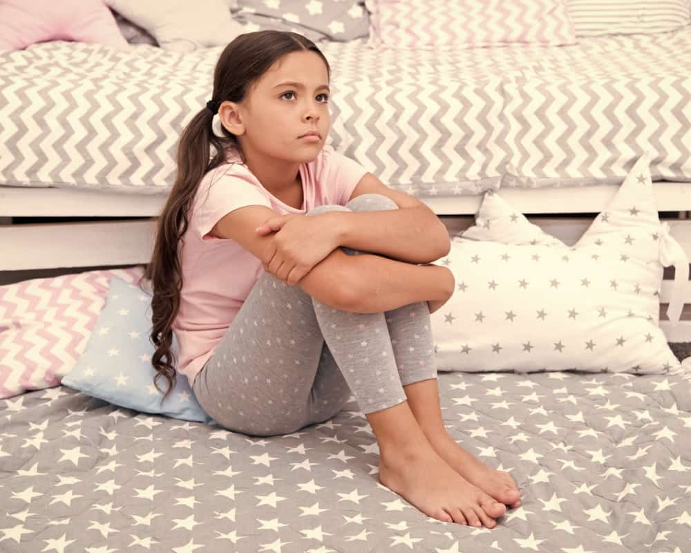 parenting a tween girl: giving her space