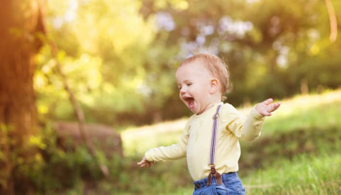 wild toddler: why potty training boys is HARD
