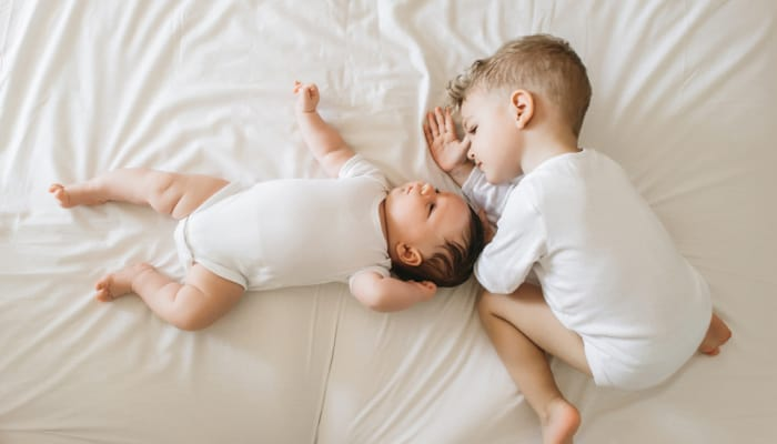 potty training setbacks with new baby