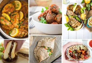 Easy summer freezer meal ideas