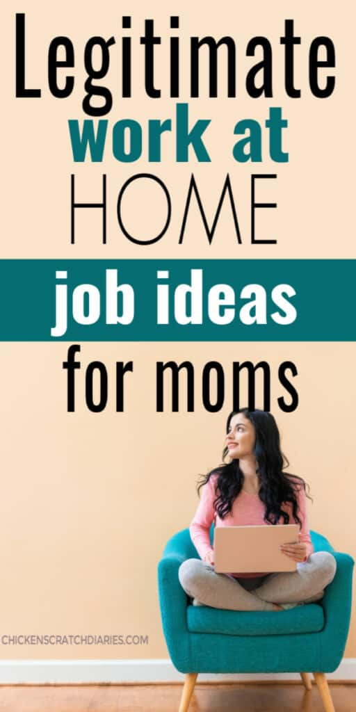 income generating and home business ideas for work at home moms