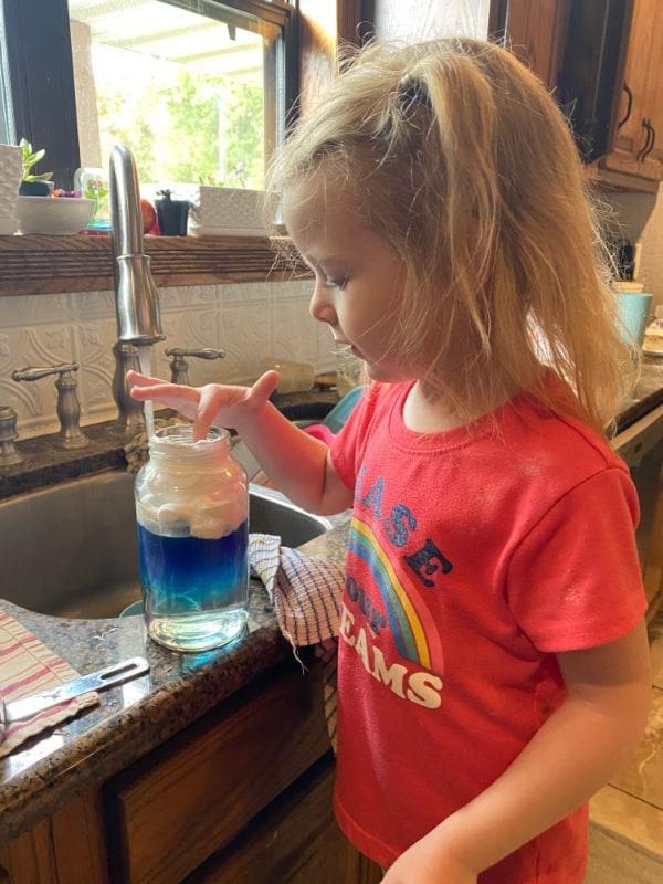 homeschooling science-preschool