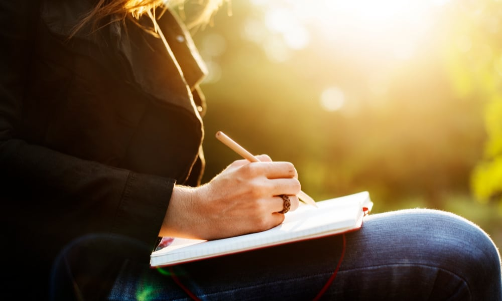 how to start writing as a hobby for moms