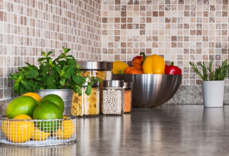 homemaking skills-stocking pantry