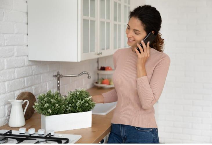 A modern homemaker