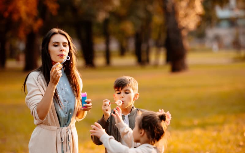 Parenting with a purpose-day to day connection ideas
